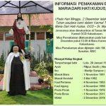Suster Maria Suoth Wafat, Walikota Jimmy Eman Beserta Jajaran Pemkot Tomohon Turut Berdukacita