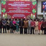 Ibadah Natal DPRD Sulut, Andrei Angouw : Implementasikan makna Natal  dalam kegiatan maupun aktifitas kerja setiap hari