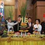 Kota Tomohon Peringati HUT Ke 16, Rapat Paripurna DPRD Menggunakan Bahasa Tombulu