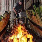 Gempa Bumi dan Awal Tradisi Memasak Dalam Bulu (Bambu) Orang Minahasa