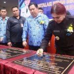 Bupati VAP Resmikan Gedung Baru RSUD Walanda Maramis