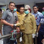 Minut Kampanyekan Kebersihan Lingkungan dan Cegah DBD