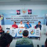 Diskusi publik KNPI Sulut: Selamatkan Bank SulutGo!