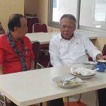 Bupati ROR  ucap terimakasi kepada Presiden Jokowi setelah terima Hibah BMN