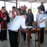 Bupati ROR Lantik 82 Jabatan Eselon III dan IV Pemkab Minahasa