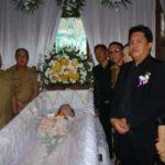 ROR-RD Hadiri Ibadah Pemakaman di desa sendangan Sonder