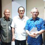 Bupati Roring Dapat Dukungan Kementrian PUPR Untuk Pembangunan Sektor Vital di Minahasa