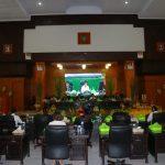 DPRD Kota Tomohon Gelar Rapat Paripurna HUT Kota Tomohon Ke-16