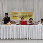Setwan Tomohon Sosialisasi Perda 11/2016 Di Walian Dan Uluindano