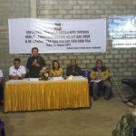 Sekretariat DPRD Tomohon Sosialisasikan Perda 7/2017 Di Taratara