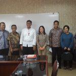 Komisi III DPRD Kota Tomohon, Konsultasi Ke Kemenpora RI