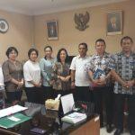 Komisi III DPRD Kota Tomohon, Konsultasi Ke Kemensos RI