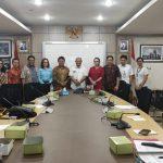 Terkait 'Program Kotaku', Komisi II DPRD Tomohon Konsultasi Ke Kementrian PU-PR RI