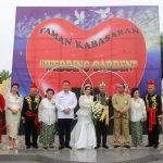 Walikota Eman Lakukan Pencatatan Pernikahan, Prosesi Dilaksanakan Secara Kawin Adat