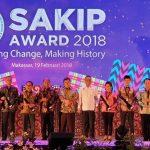 Tomohon Raih SAKIP Award 2018 Dari Kementerian PAN RB
