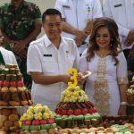 Syukur Tiga Tahun Kepemimpinan JFE-SAS, Walikota Resmikan GOR Babe Palar