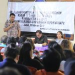 Setwan Tomohon Gelar Sosialisasi Perda KTR Di Rurukan