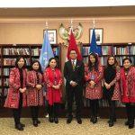Jadi Delegasi Indonesia di Sidang CSW New York, Ini Ungkapan Ketua TP-PKK Minahasa
