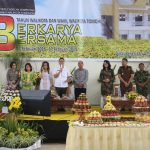 Tomohon Launching Call Center 112