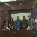 Komisi II DPRD Tomohon Kunker Ke DPRD Kabupaten Tangerang, Banten