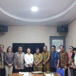 Komisi II DPRD Tomohon Kunker Ke Pemkab Tangerang, Banten