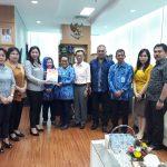 Komisi Tiga DPRD Tomohon Kunker Ke Dinas Koperasi UMKM Kota Tangsel