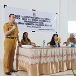 Ketua DPRD Miky Wenur Sosialisasikan Perda Rabies Di Tondangow Dan Walian Dua