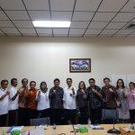 Komisi II DPRD Kota Tomohon, Konsultasi Ke Kementerian PUPR RI