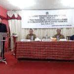 Setwan Tomohon Gelar Sosialisasi Perda Pengendalian dan Penanggulangan Rabies Di Kayawu