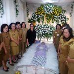 Ibunda Wawali SAS Berpulang, Kota Tomohon Berduka