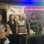 Denny Mangala: Dilarang Berkampanye Mendukung Calon Peserta Pemilu bagi THL Pemkab Minahasa