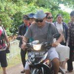 Bupati Kunjungi Tiga Desa di Pulau Bangka