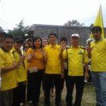 Raup suara terbanyak di internal partai, Toar Polakitan melangkah mulus ke DPRD Tomohon