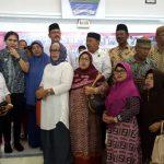 Ulama dan Umat Muslim Berdoa Pemilu Damai di Minut