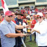 Kejuaraan Pacuan Kuda Seri I Indonesia Derby 2019 Dihelat