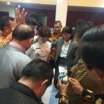 Doa Bersama Ratusan Pendeta Diwarnai Sosialisasi KPU Minut