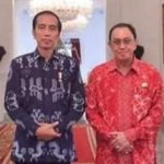 Bupati ROR ketemu Presiden Jokowi Soal Danau Tondano
