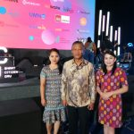 Karouw Wakili Walikota, Hadiri Smart Citizen Day 2019