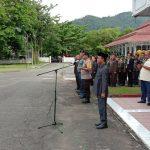 Wakil Bupati Helmud Hontong Irup Hardiknas di Sangihe