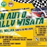 Wenur Prakarsai Fun Auto Rally Wisata