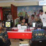 Tim Internal 'Zona Integritas' Mabes Polri Apresiasi Polres Minsel Saat penilaian Pelayanan Publik