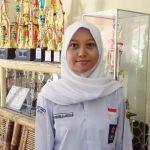 Shania Ayu Lestari Raih Nilai Tertinggi UNBK Di Kabupaten Sangihe