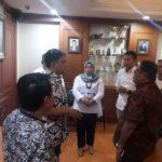 Bupati Lobi ke Dirjen Binalattas Kemnaker RI Pembangunan BLK
