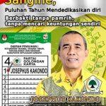 """Jadi Nominator Ketua Dewan, Kakondo """"Digoyang"""" Kader Beringin"""
