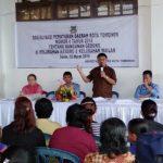 Keles Sosialisasikan Perda Bangunan Gedung Di Wailan dan Kayawu