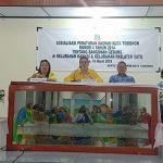 Sekretariat DPRD Kota Tomohon Sosialisasikan Perda Bangunan Gedung Di Kelurahan Kamasi Dan Paslaten Satu