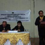 PHK Pungus Sosialisasikan Perda KTR Di Kakaskasen Dan Kakaskasen Tiga