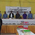 Setwan Tomohon Sosialisasikan Perda Pengendalian Dan Penanggulangan Rabies Di Taratara