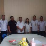 Kaban Mogi Terima Kunker Wakil Ketua DPRD Kabupaten Kepulauan Sitaro