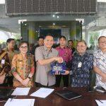 Walikota Eman Dan Wawali Sompotan, Isi SPT Bersama Jajaran Pemkot Tomohon